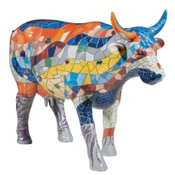Barcelona Cow (L) - Cow Parade