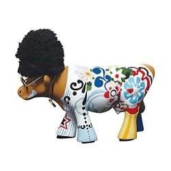 Woodstock Cow (M) - Cow Parade